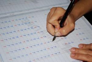 Cách viết chữ đẹp cho học sinh lớp 1