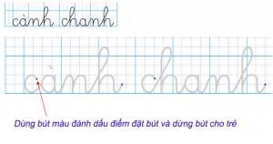 Cách dạy con học chữ cái