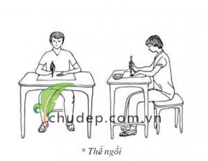 Cách viết chữ thư pháp