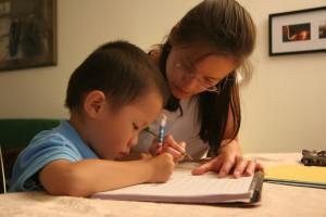Cách dạy viết chữ đẹp lớp 1