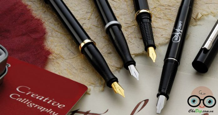 foutain calligraphy pens